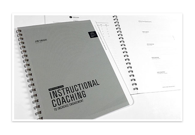 Instructional Coaching Group Workbooks